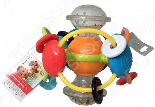 Игрушка-погремушка Infantino Activity Balls