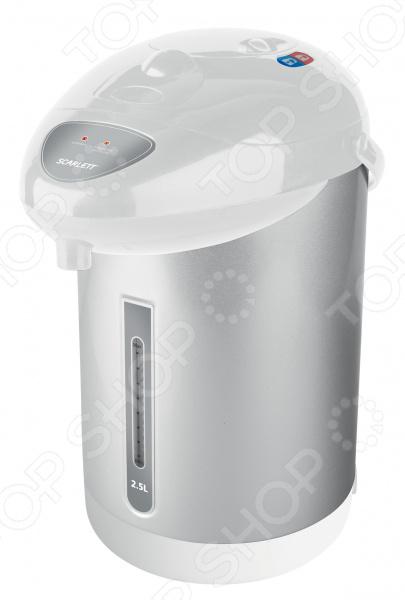 Термопот Scarlett SC-ET10D10 бак из нержавеющей стали для питьевой воды москва