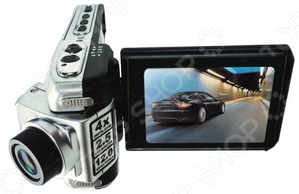 Видеорегистратор Intego VX-190 HD intego vx 235hd