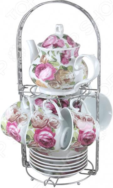 Чайный набор Rosenberg RPO-115016-15