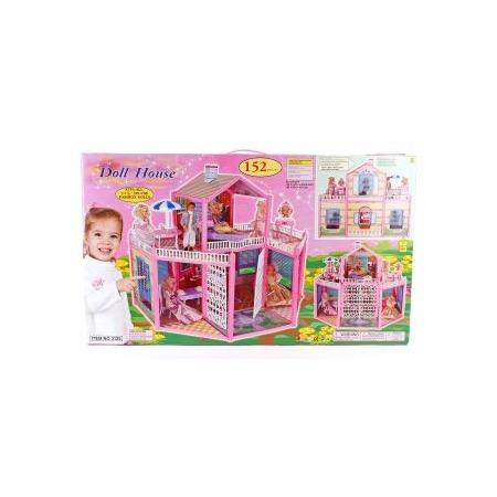 Купить Домик кукольный Shantou Gepai 941313