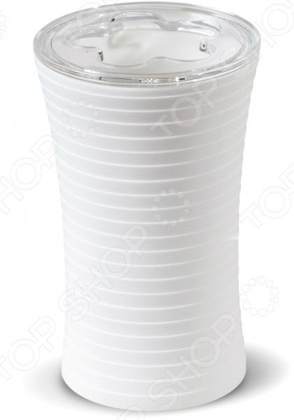 Стакан для зубных щеток Tatkraft Bianco caprigo тумба для ванной caprigo джардин bianco light vintage
