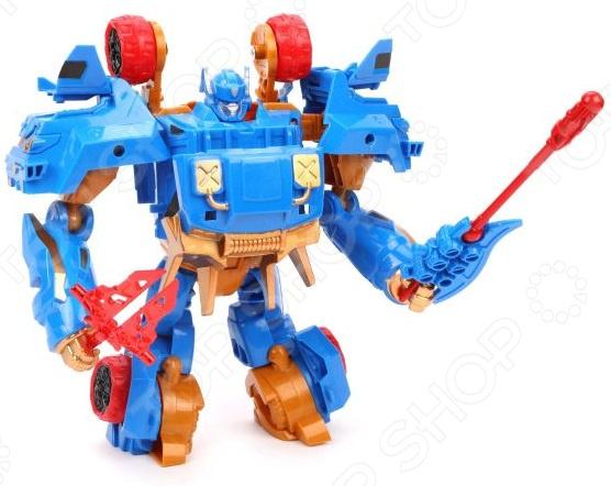 Робот-трансформер Наша Игрушка «Машина» L015-13