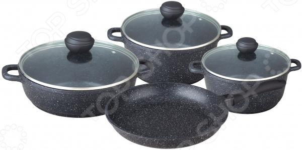 Набор посуды для готовки Bekker Premium BK-4607 набор посуды bekker classik вк 226