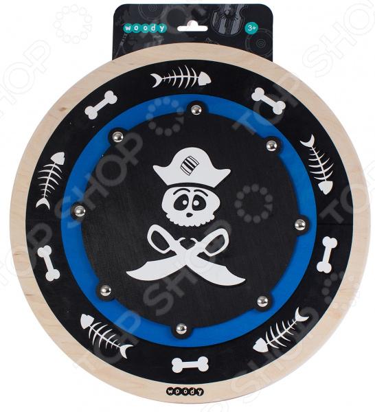 Оружие игрушечное WOODY «Щит пирата»