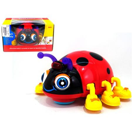 Купить Игрушка интерактивная Huile Toys «Божья коровка»