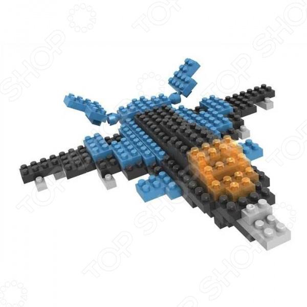 Конструктор 3D Education Line Nano «Самолет»