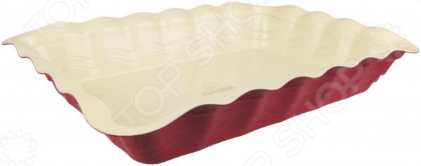 Форма для выпечки Rondell Wavy RDF-437 форма для запекания rondell rdf 437 wavy 39x29cm