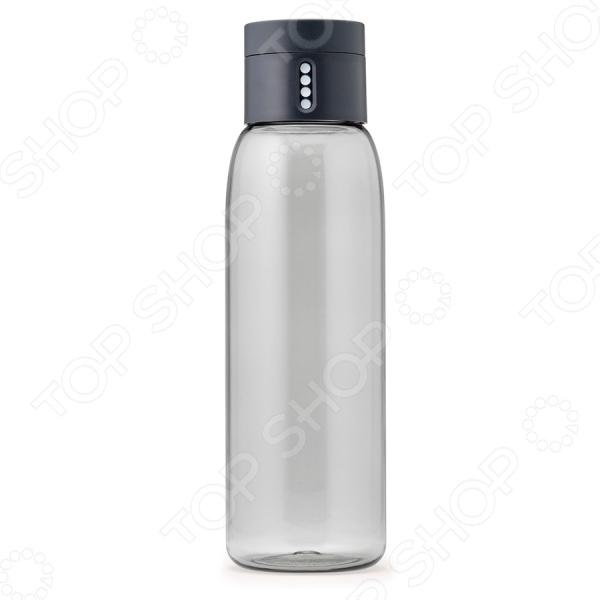 Бутылка для воды Joseph Joseph Dot Бутылка для воды Joseph Joseph 81053 /Серый