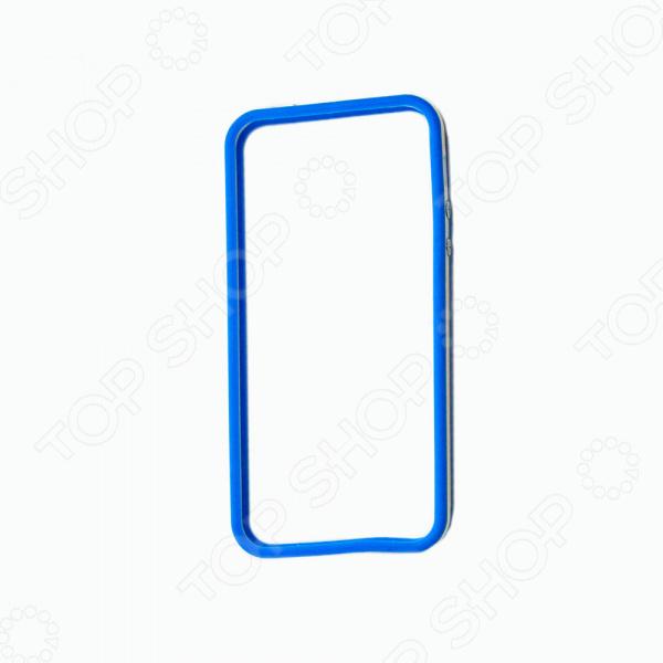 Бампер защитный для iPhone 5/5S/SE двухцветный бампер защитный для iphone 4 4s case durable