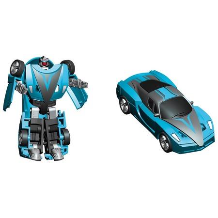 Купить Робот-трансформер Город игр «Энцио»