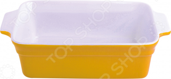 Форма для выпечки прямоугольная с ручками Frank Moller