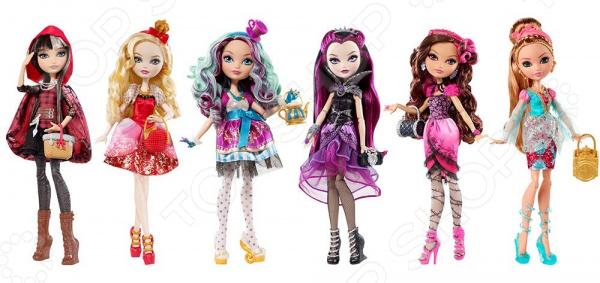 Кукла Mattel Ever After High «Главные герои». В ассортименте