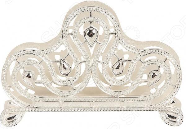 Салфетница MARQUIS 7152-MR кольца для салфеток marquis 3038 mr