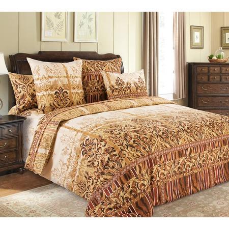 Купить Комплект постельного белья Королевское Искушение «Бакарди». Евро