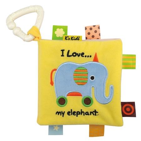 Купить Книжка-игрушка K'S Kids «Первые слова»