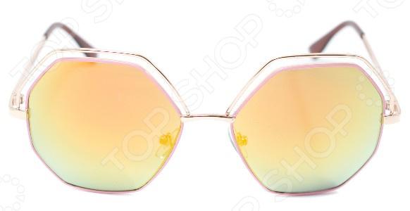 Очки солнцезащитные Mitya Veselkov шестигранные очки солнцезащитные mitya veselkov цвет черный msk 1303