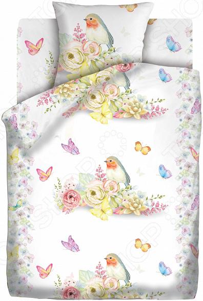 Детский комплект постельного белья 4You «Птичка»