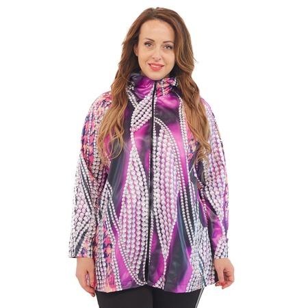 Купить Куртка Лауме-Лайн «Леди Осень». Цвет: сиреневый