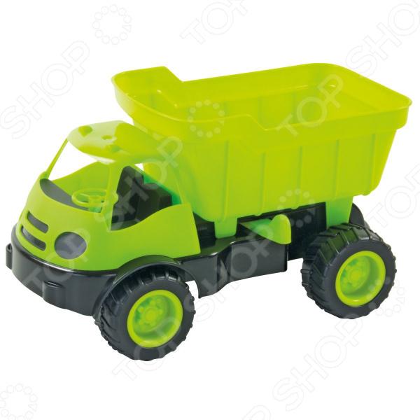 Машинка игрушечная Zebratoys «Самосвал» машинка игрушечная dickie самосвал man airpump