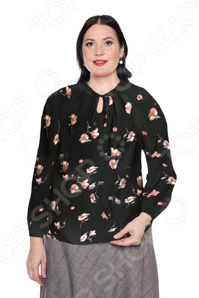 Блуза Pretty Woman «Звездная искорка». Цвет: черный блуза pretty woman волшебный взгляд цвет зеленый