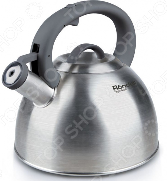 Чайник со свистком Rondell Flamme RDS-227