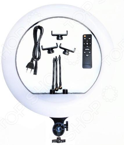Лампа светодиодная кольцевая ZB-R18 Ring Fill Light    /