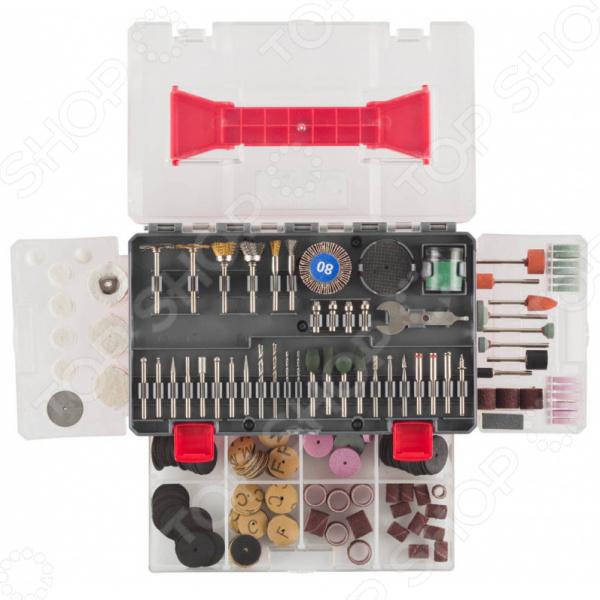 Набор мини-насадок для гравировальных машин Зубр 35905-H349 2