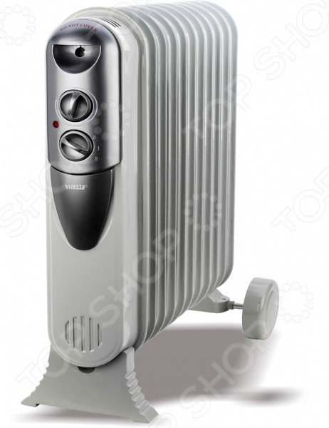 Радиатор масляный Vitesse VS-878 радиатор масляный ballu boh cm 09wdn