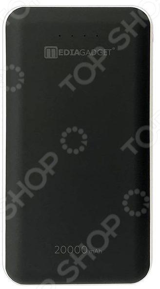Фото - Аккумулятор внешний Media Gadget XPC-113 MLC внешний аккумулятор для портативных устройств hiper circle 500 blue circle500blue