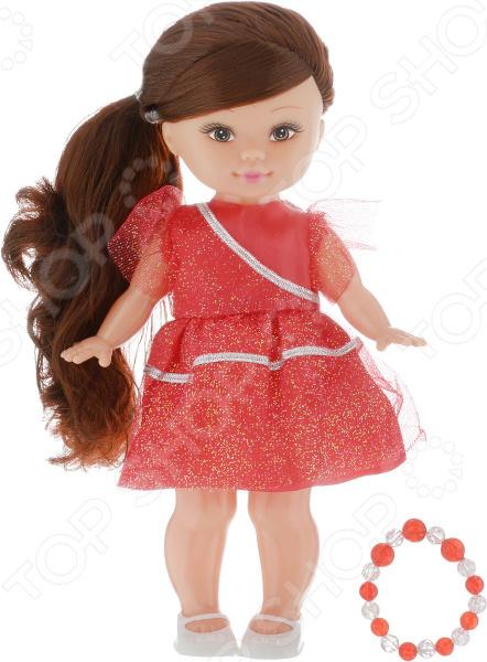 Кукла Mary Poppins «Элиза. Мисс Очарование». Цвет: красный