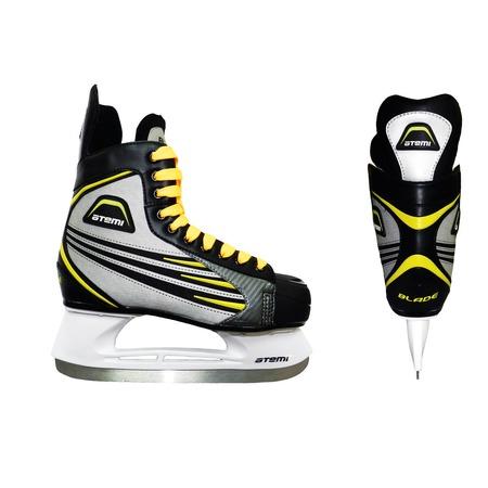 Купить Коньки хоккейные ATEMI BLADE YELLOW