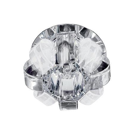 Купить Светильник потолочный декоративный Эра DK31 CH/WHMWH