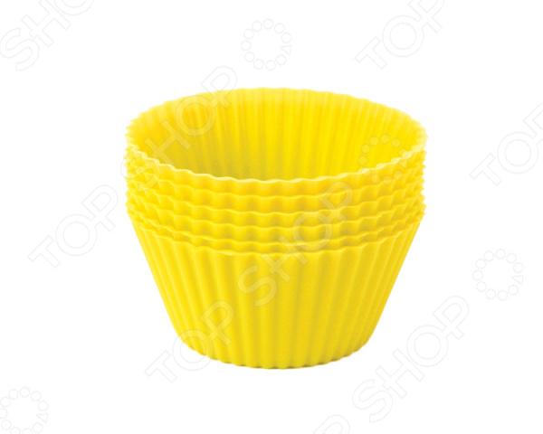 Форма для выпечки кексов Хорс «Тарталетки гибкие»