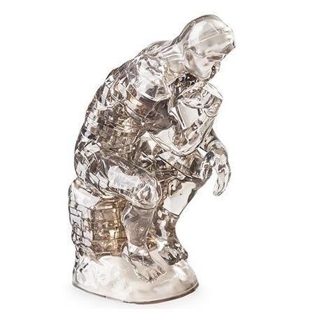 Купить Пазл 3D Crystal Puzzle «Мыслитель»