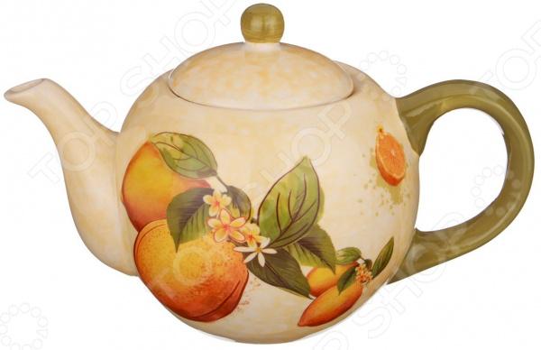 Чайник заварочный Agness «Лимоны» 358-1124