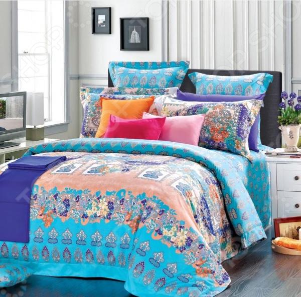 Zakazat.ru: Комплект постельного белья La Vanille 657. 1,5-спальный