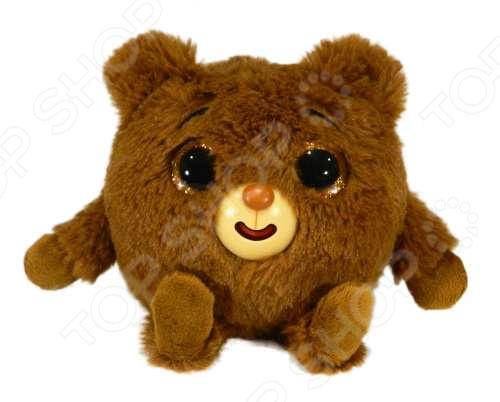 Мягкая игрушка 1 Toy «Дразнюка-Zoo: Медвежонок»