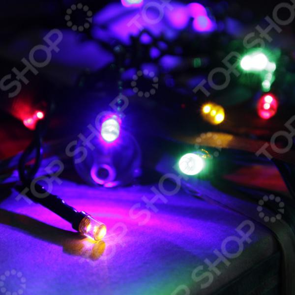 Гирлянда электрическая Новогодняя сказка 971037