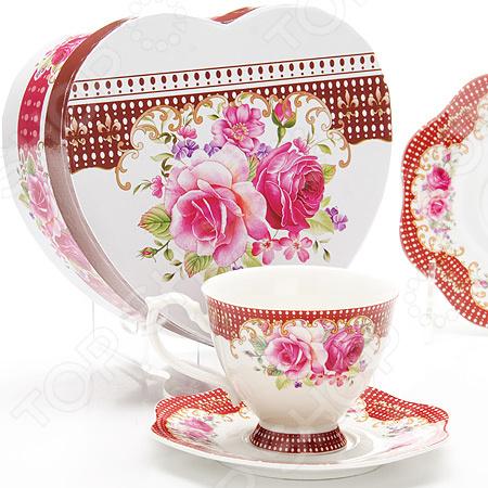 Чайная пара Loraine LR-26628