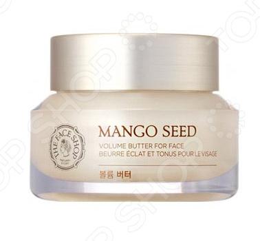 Крем для лица антивозрастной THE FACE SHOP Mango Seed Volume Butter какой крем для лица в индии