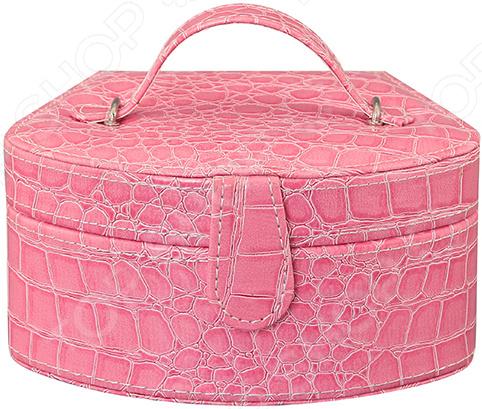 Шкатулка для украшений EL Casa «Розовая ракушка» el casa сумка холодильник розовая