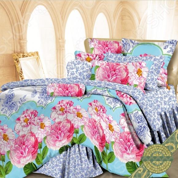 Комплект постельного белья Романтика «Жоржетта»