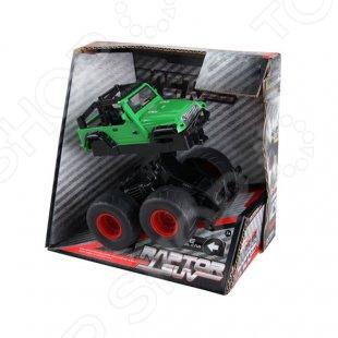 Машинка инерционная игрушечная Yako с пружинным механизмом 1724523