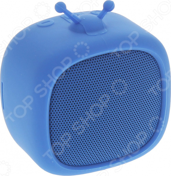 Фото - Система акустическая портативная Media Gadget Sweet Things PAS-ST100 TV проводной и dect телефон foreign products vtech ds6671 3