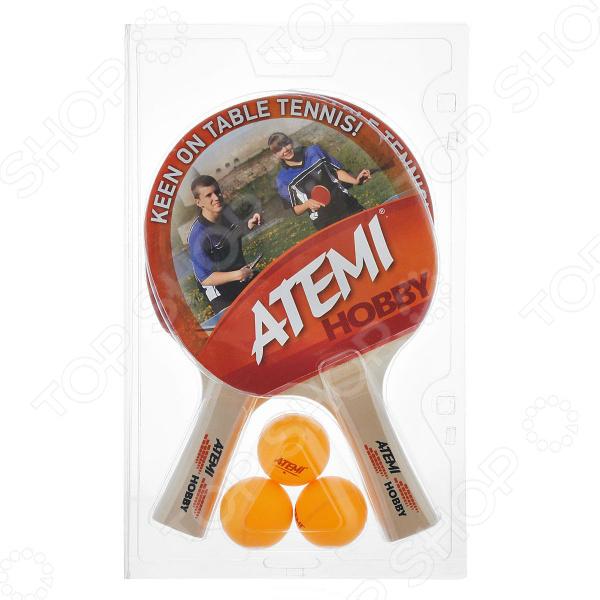 Набор для настольного тенниса Hobby