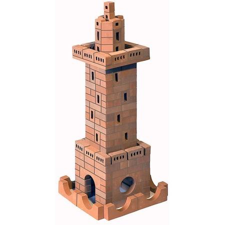 Купить Конструктор из глины Brick Master «Маяк»
