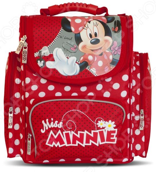 Рюкзак ортопедический средний Disney «Минни» Classic
