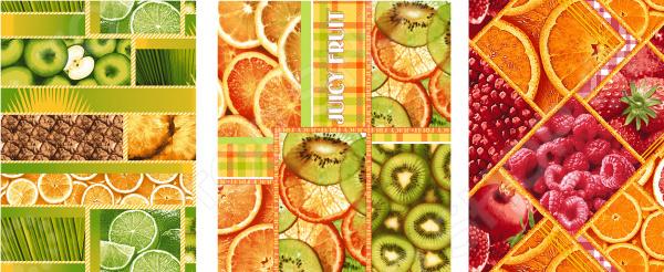 Подарочный комплект из 3-х вафельных полотенец ТексДизайн 1720615