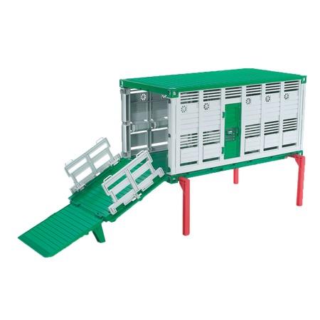 Купить Контейнер с настилом для перевозки крупного рогатого скота